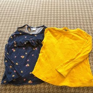 Old Navy lot of tops